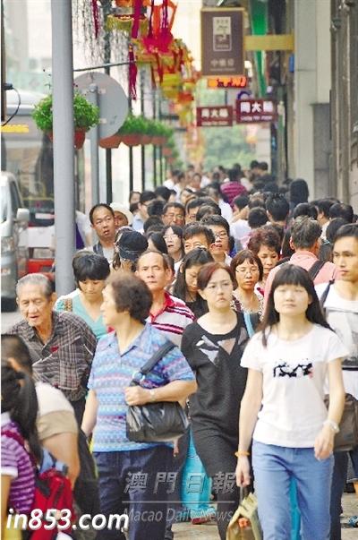 人口老龄化_澳门人口政策