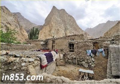 作客帕米尔高原塔吉克族村