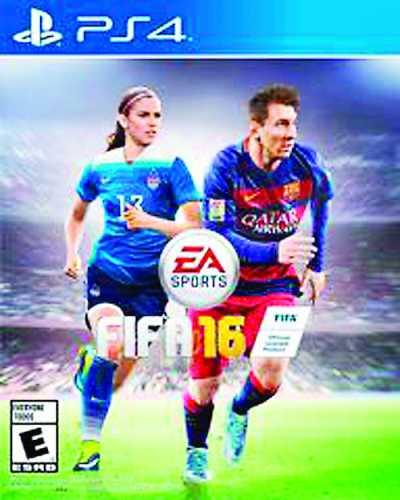 名称:FIFA 16 机种:PS4/PS3/XBOXONE/ XBOX360/PC 日期: