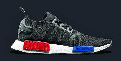 Adidas NMD融合过去与未来