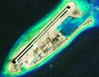 岛礁机场守卫我南海利益