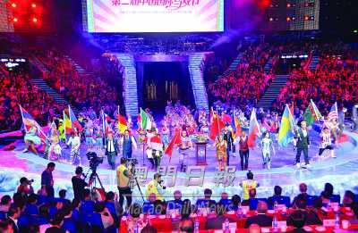 中国国际马戏节横琴开幕