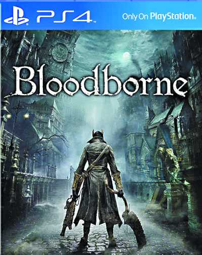 PS4独占大作 Bloodborne